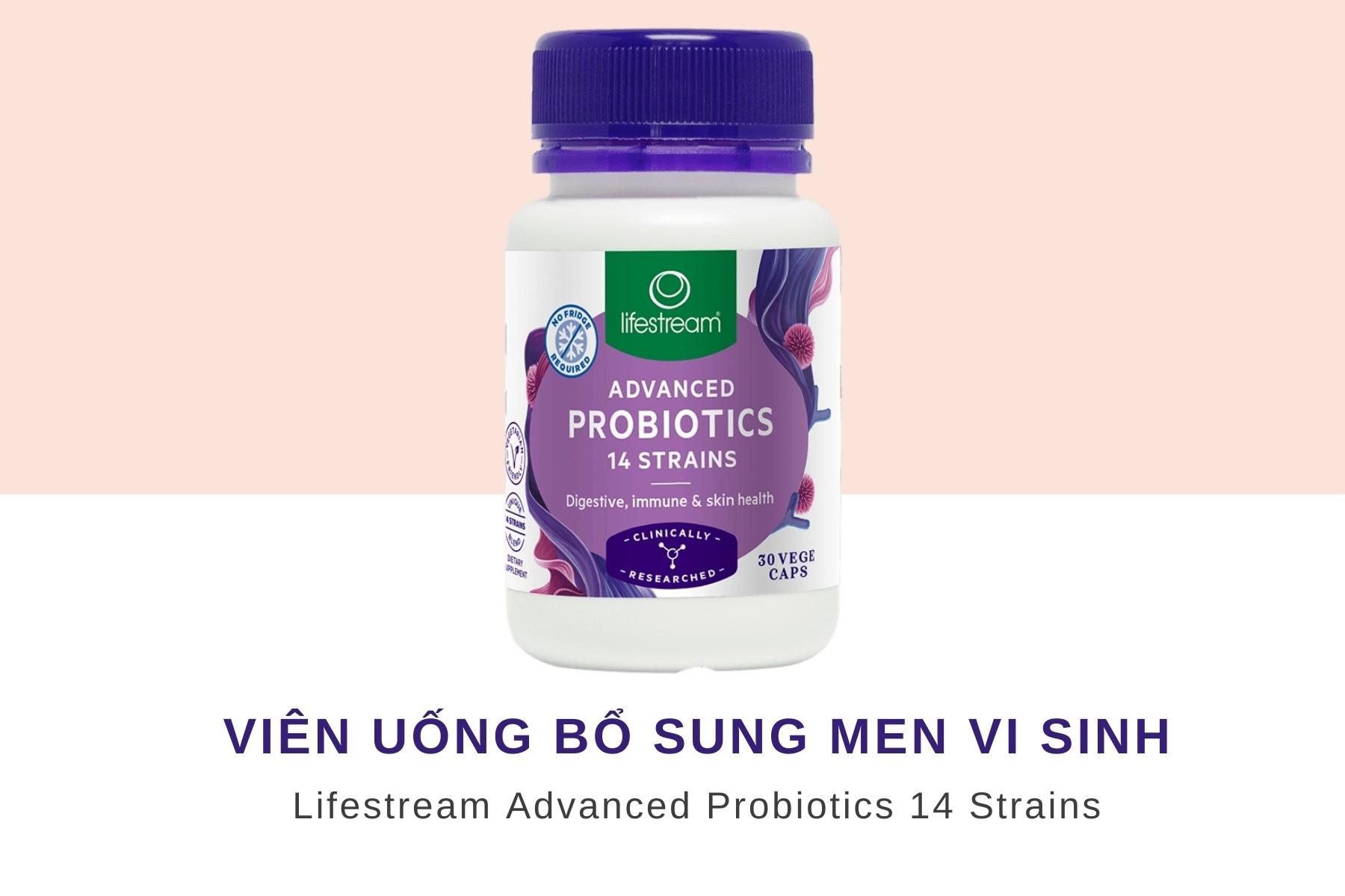 Lifestream Advanced Probiotics