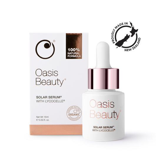 Oasis Beauty Solar Serum